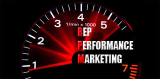 Rep Performance Marketing